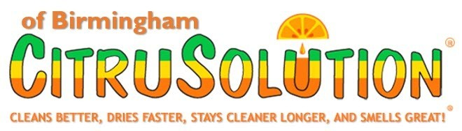 The Next Big Thing in carpet cleaning service CitruSolution-Carpet-Cleaning-of-Birmingham-Logo
